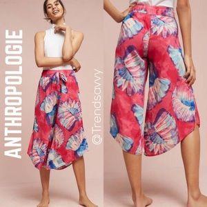 NWT ANTHROPOLOGIE Lilka Josie Floral Sleep Pants S